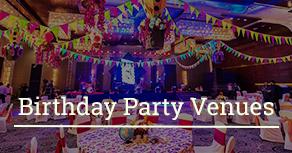 birthday party venues in delhi NCR,birthday party venues