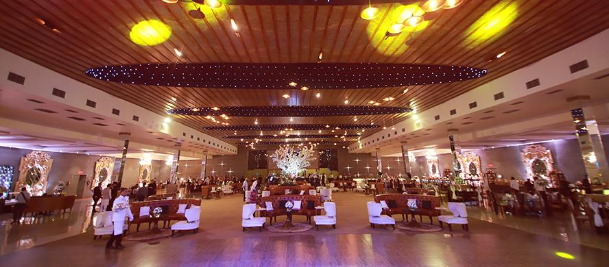 pavilion banquet