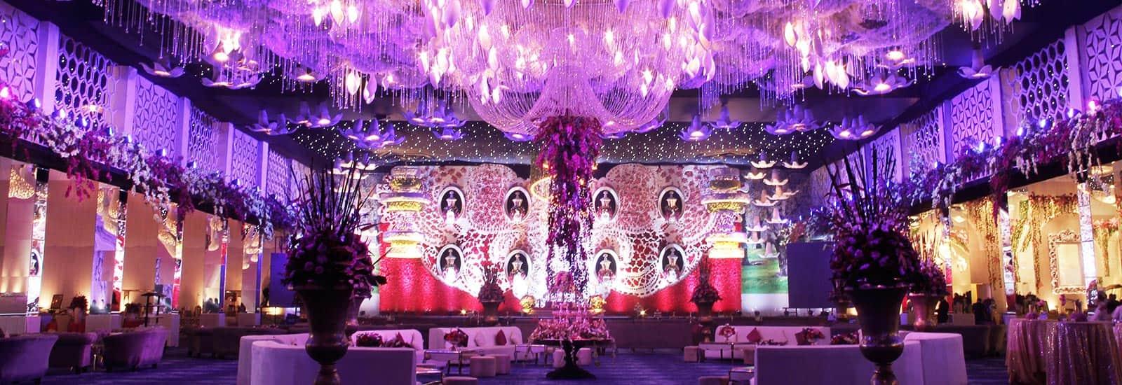 the ritz banquet halls stage image
