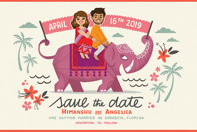 Save The Date 1