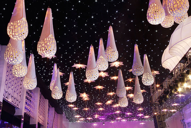 Chand Bagh Starry Cieling