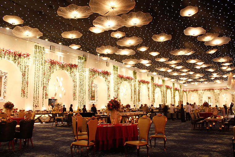 Chand Bagh Dining Area