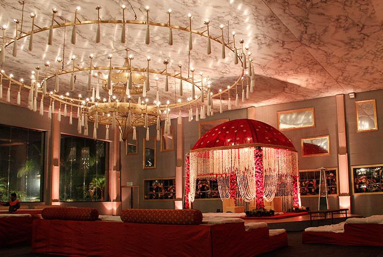 Pavilion by Ferns N Petals