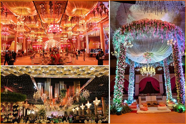 Top 13 Wedding venues in Delhi NCR