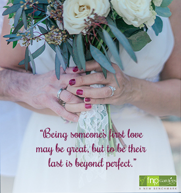 love quotes for bride and groom