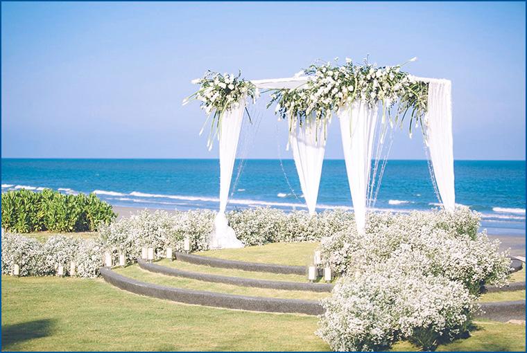 Destination weddings in Thailand
