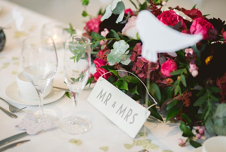 Cool Ideas To Make Your Wedding Reception More Fun
