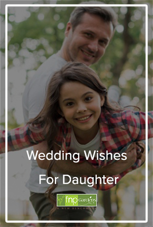 Wedding Quotes for daughter