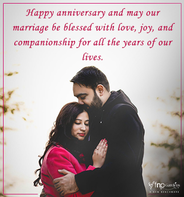 Best marriage anniversary wishes for husband