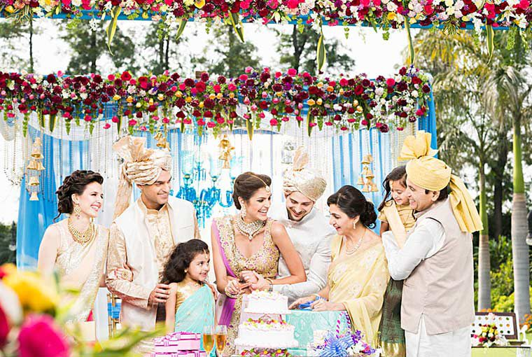Weird and Annoying Things That Only Happen at Indian Weddings