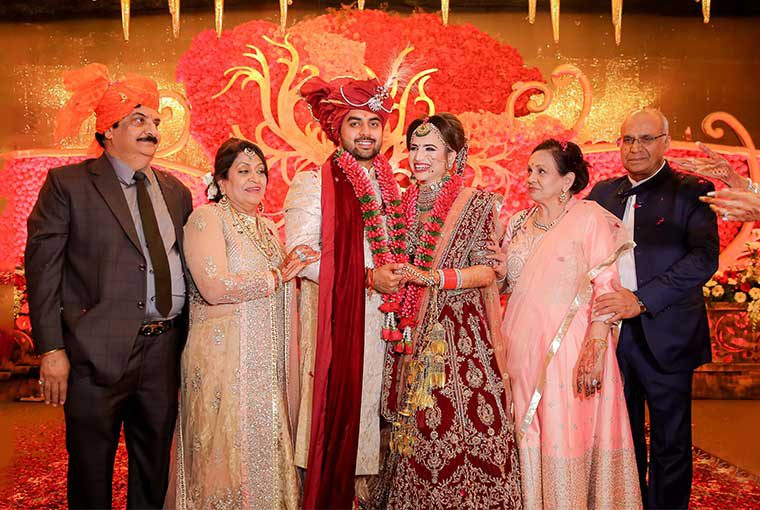 How to avoid conflicts with parents during wedding?