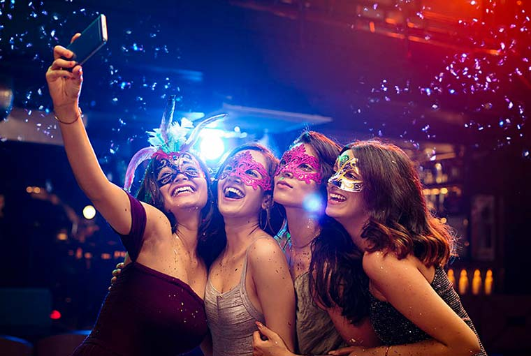 5 Amazing Destination to have a bachelorette!