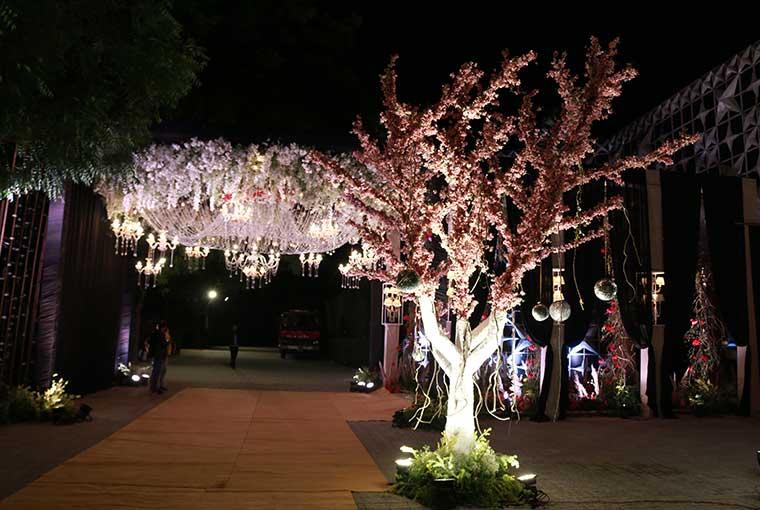 Enchanted Garden Theme