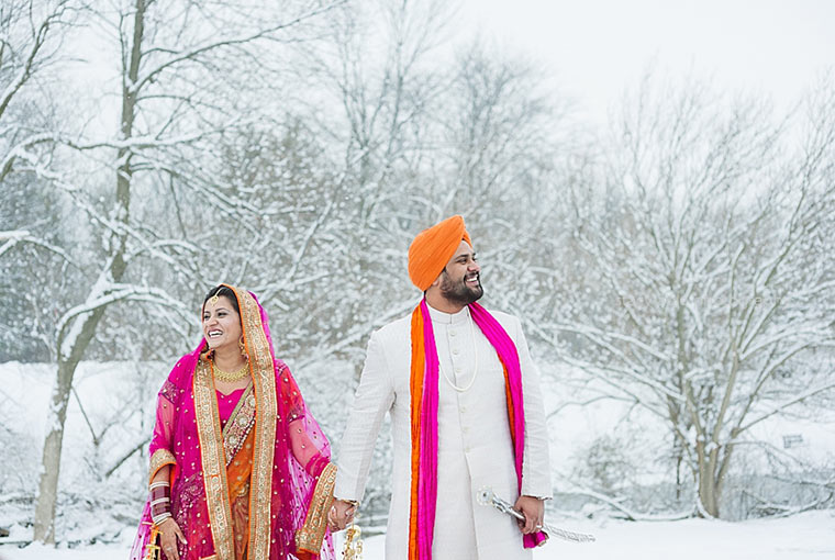 What are the dos and don'ts of a Winter Wedding?