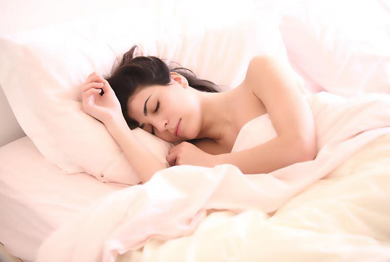 How to manage your sleeping routine before the wedding?