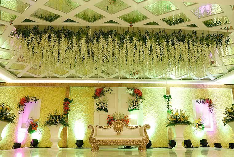 banquet hall in paschimvihar
