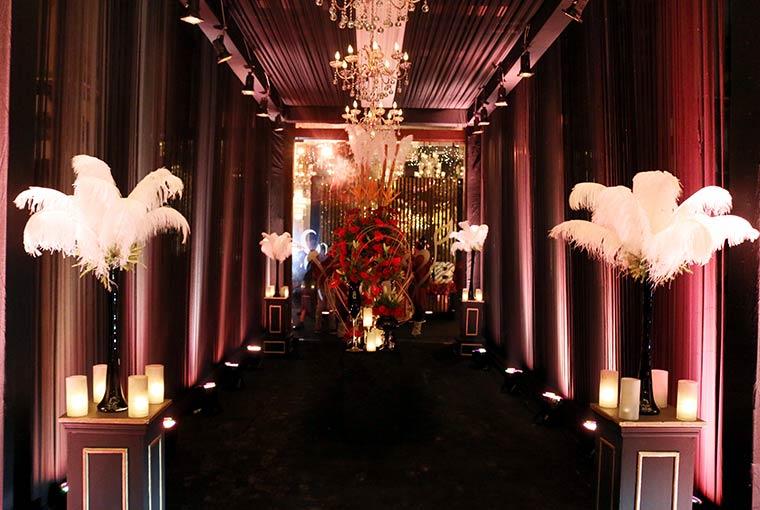 Gatsby Style walkway