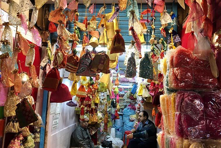other essentials in Chandni Chowk