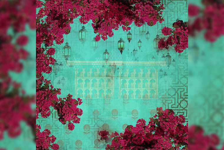 wallpapers for wedding decor