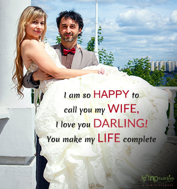 Anniversary wishes for my wife