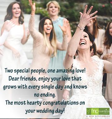 best friend wedding wishes
