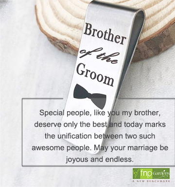 emotional wedding wishes for brother