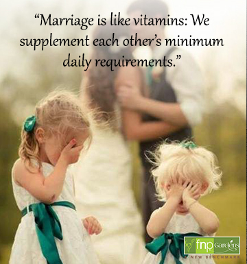 funny wedding day wishes quotes