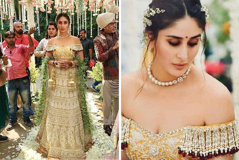 Kareena Kapoor in Veerey Di wedding