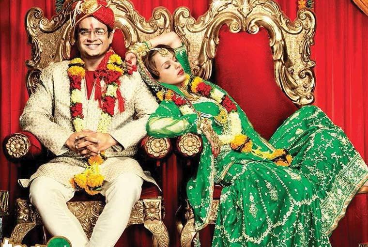 Kangana Ranaut in Tanu Weds Manu