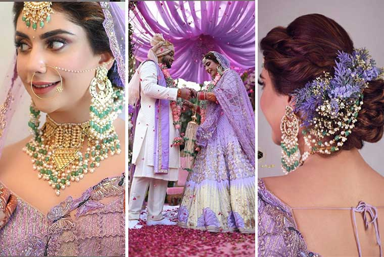 Colour theme of your wedding