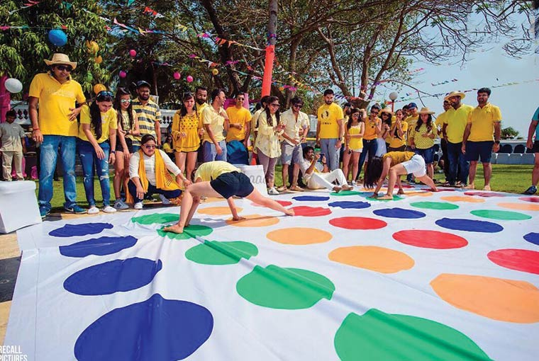 twister at indian Weddings