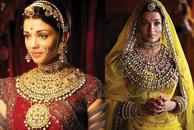 Aishwarya Rai Bachchan from Jodhaa Akbar