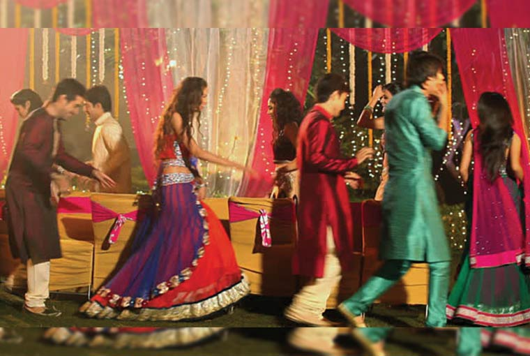Musical chairs at indian weddings