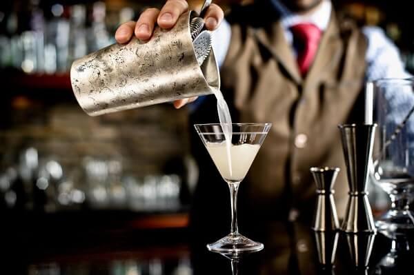 Nice Cocktail Service bartender