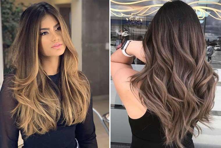 Sombre Haircolour