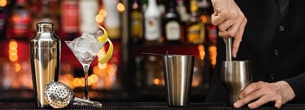 Saurab Verma bartender