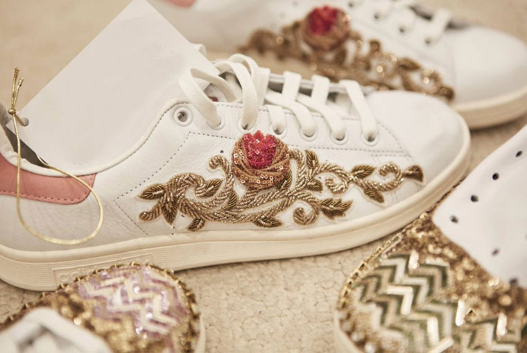 Bridal Sneakers from Div'ani