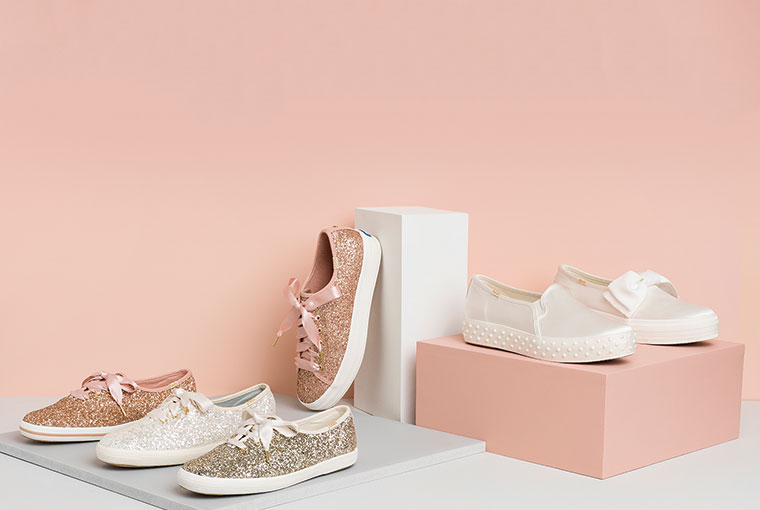Bridal Shoes by kate Spade