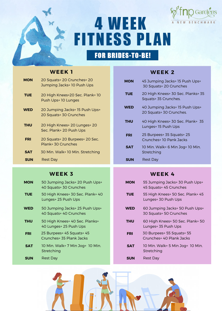 30 Day Exercise Plan