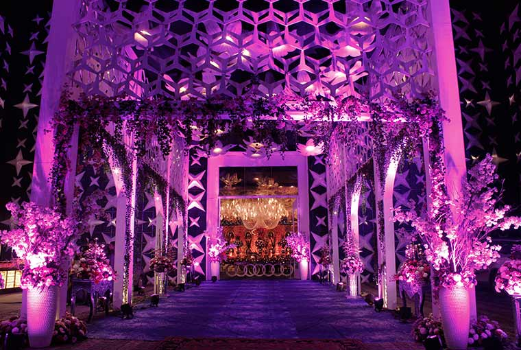 Dreamy Entrance