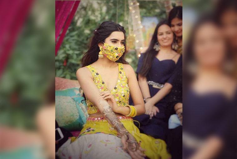 Harkarandeep Vaid and Bhavdeep Kaur's wedding