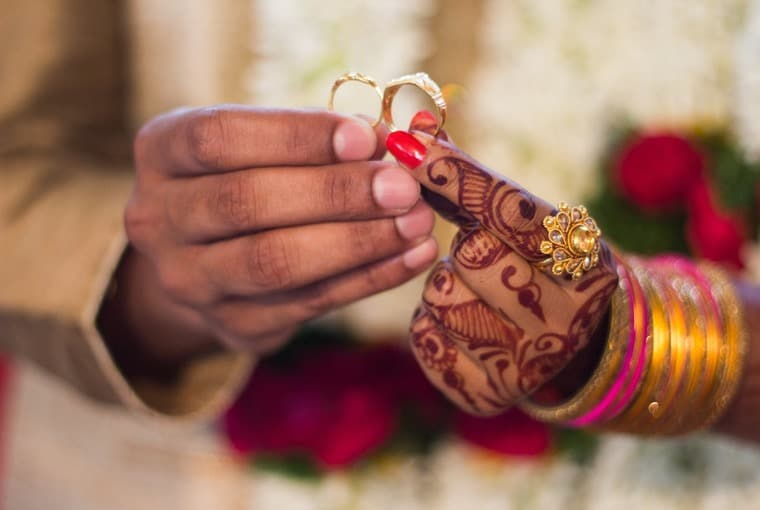 #LockdownWeddingStories: A couple from Agra gets married without guests