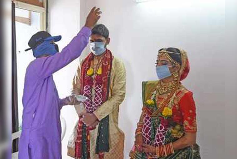 #LockdownWeddingStories: A beautiful Gujrati Wedding amidst lockdown