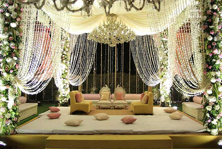 marriage set up