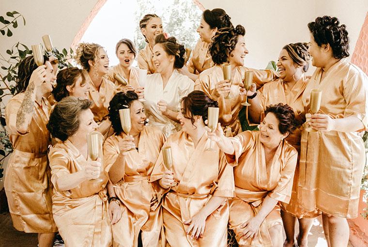 bridesmaids squad